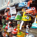 WK souvenirs
